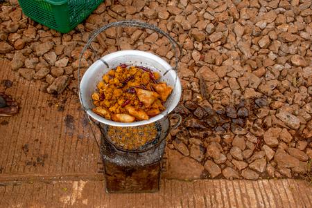 Strange  food Sweetmeat Imagens
