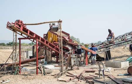 classifieds: Sand mining,Build sand mining belt,Creating a conveyor belt sand.