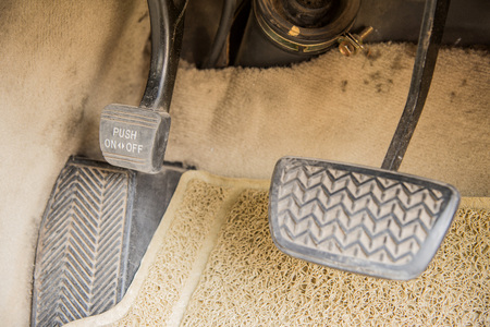 Parking Brake,Pedal brake,Parking Brake Pedal.Brake for parking.