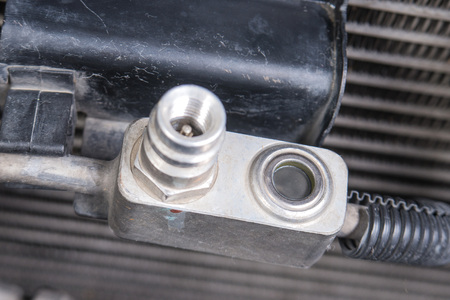 refrigerant: Car refrigerant valve,Check refrigerant car,Air Car Check.