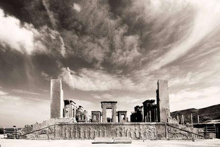 iran: Persepolis, Shiraz, Iran