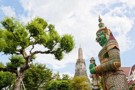 Wat arun,thailand Stock Photo