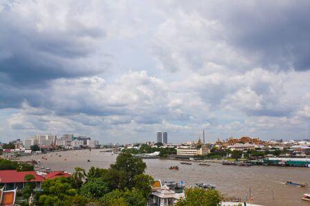 Chao Praya River, Bangkok Thailand