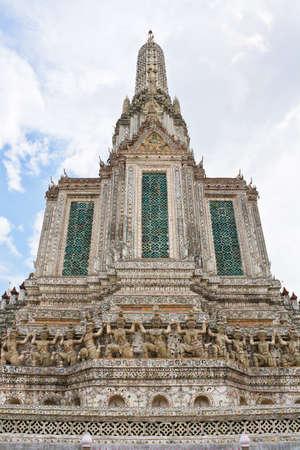 Wat Arun at the Bangkok