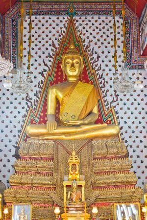 Buddha statues in Wat Arun,Thailand