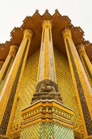 Wat Phra Kaew Bangkok of Thailand