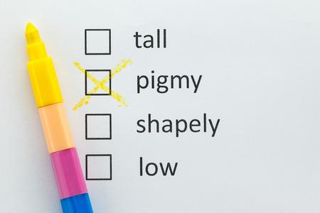 pigmy: Choose Pigmy