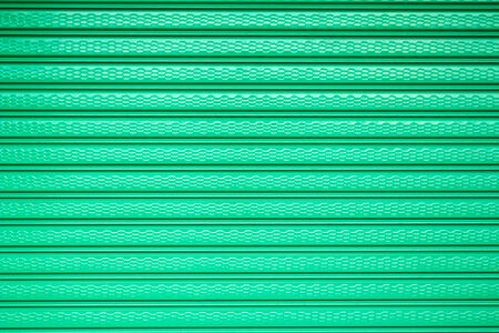 Green gate abstract background photo