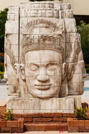 deity: Four faces of deity