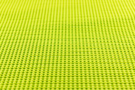 non skid: detail of yellow textured non skid mat Stock Photo