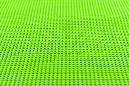 non skid: detail of green textured non skid mat Stock Photo