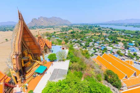 sua: Tiger Cave Temple (Wat Tham Sua), Tha Muang, Kanchanaburi,Thailand