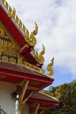 art thai style in thaple
