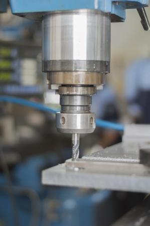 Drilling Machine,machining center Stock Photo - 21447331