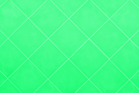 soft greenTile glossy mosaic Earthenware material background photo