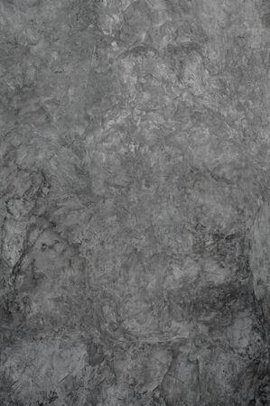 background Plaster Rough gray cement mortar used as a design background Reklamní fotografie