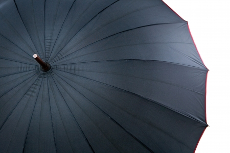 umbrella isolated on white background Stock Photo