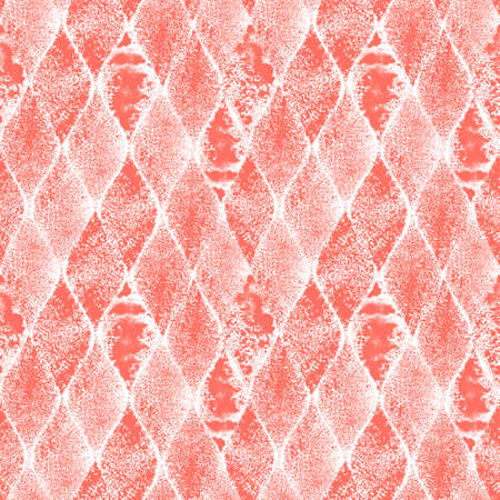 Seamless abstract pattern. Hand drawn.
