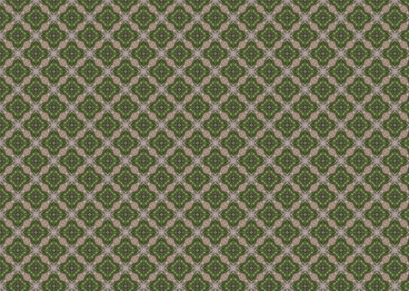 Abstract background pattern. Geometric shapes. Modern design. Arabesque