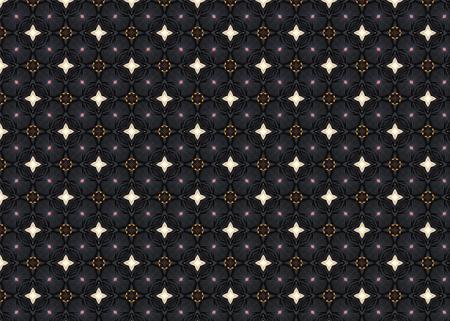 Abstract background pattern. Geometric shapes. Modern lightness design Stock Photo