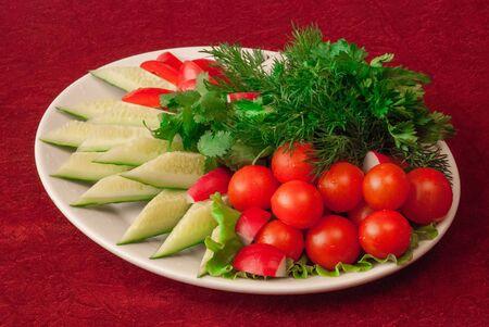 medley: Vegetable medley