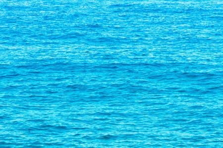tyrrhenian: Water of the Tyrrhenian Sea in the summer afternoon
