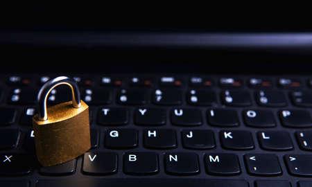 keyboard and lock