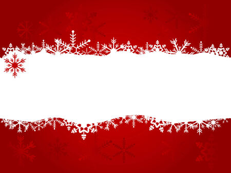 Christmas abstract background- vector illustration Illustration