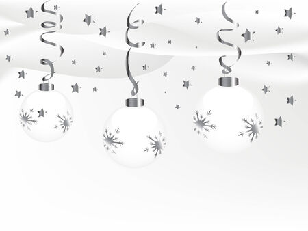 Abstract christmas background - vector background