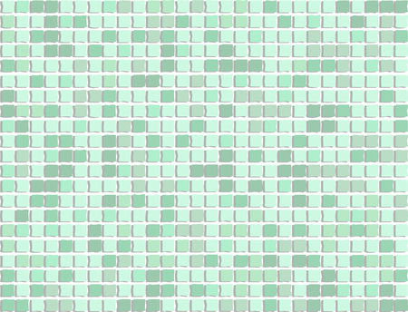 Abstract background with mosaic Vector