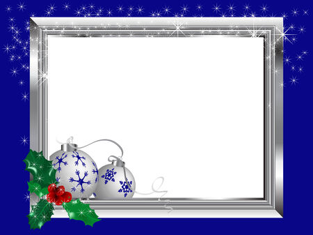 Abstract christmas background - vector illustration Vector