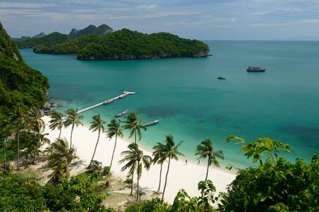 koh: Sea of beautiful Koh Samui