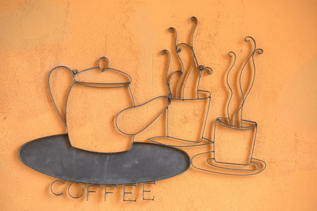 The  Coffee sign photo