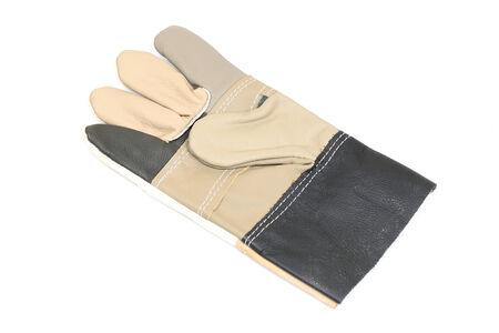 Heat resistant gloves photo