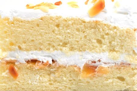 almond cake photo