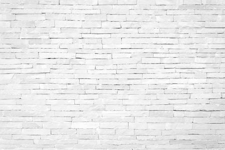 Pared de ladrillo de color blanco de fondo Foto de archivo - 41188873