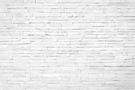 exterior walls: white brick wall background