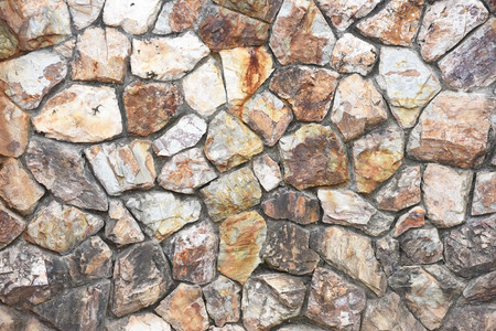 stone wall texture: stone wall background Stock Photo
