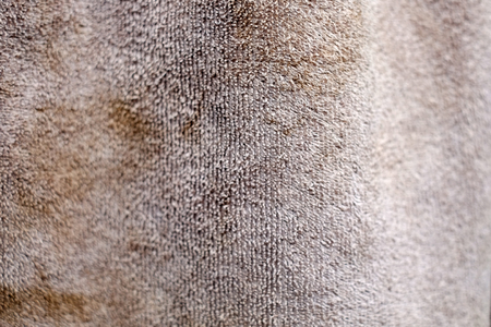 Microfiber fabric closed up