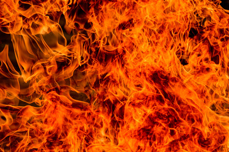 funeral background: Fire background Stock Photo