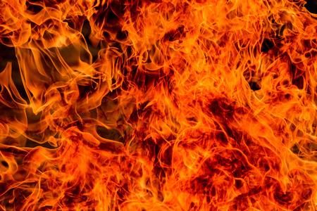 Fire background Reklamní fotografie - 46965627