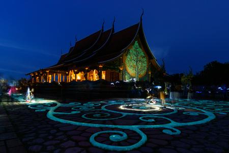 Sirindhorn Wararam Phu Prao Temple (Wat Phu Prao) Public place