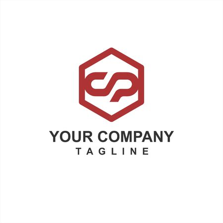 S, SO, OS initial geometric letter company vector logo and icon Logo