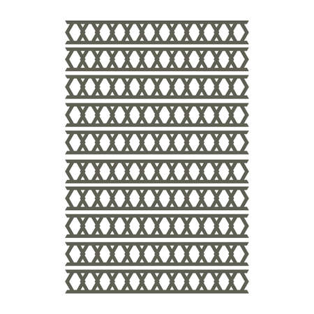 cubic batik ornamental line art geometrical pattern for background and wallpaper
