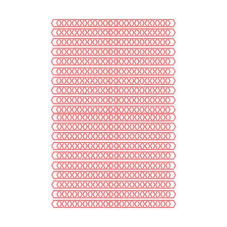 pink ornamental line art geometrical pattern for background and wallpaper