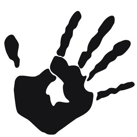 dab: Hand