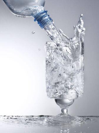 Wasser Standard-Bild