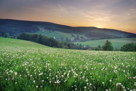 a picture from czech landscape Stock Photo - 4866475