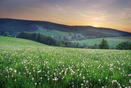 r�publique  tch�que: une photo de paysage tch�que