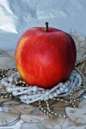 christmas apple: christmas Apple